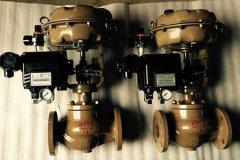气动调节阀因有油分混入的影响?